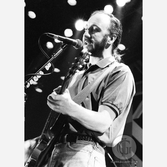 Pete Townshend of the Who by Ian Dickson