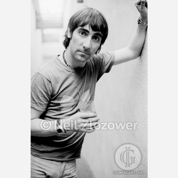 Keith Moon of the Who by Neil Zlozower