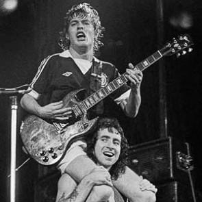 AC/DC by Steve Emberton