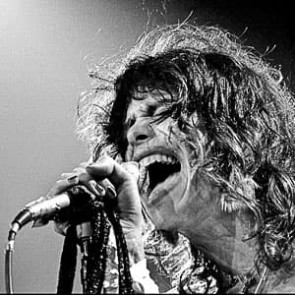 Steven Tyler of Aerosmith by PF Bentley