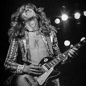 Brad Whitford of Aerosmith by PF Bentley