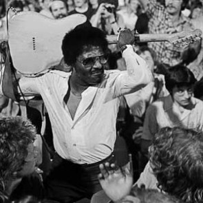 Albert Collins by Andy Freeberg