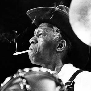 Art Blakey by Christian Rose
