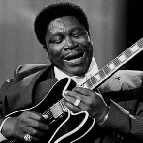 B.B. King by Andy Freeberg