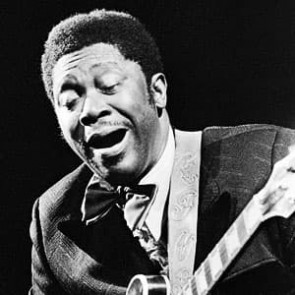 B.B. King by Gijsbert Hanekroot