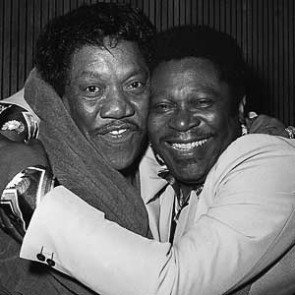 "B.B. King with Bobby ""Blue"" Bland by James Fortune"