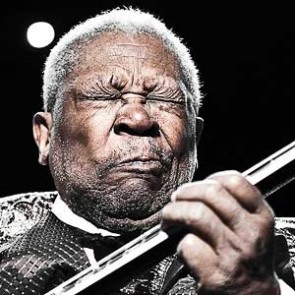 B.B. King by Jérôme Brunet