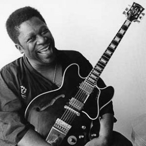 B.B. King by Neil Zlozower