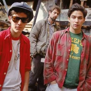 Beastie Boys by Kevin Cummins