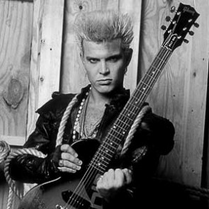 Billy Idol by Andy Freeberg