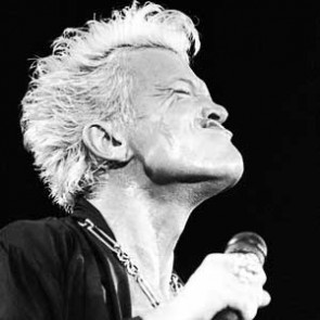 Billy Idol by Ian Dickson