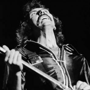 Tony Iommi of Black Sabbath by Neil Zlozower