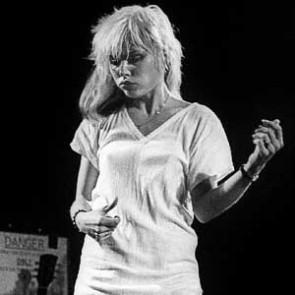Debbie Harry of Blondie by Adrian Boot