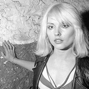 Debbie Harry of Blondie by Allan Tannenbaum