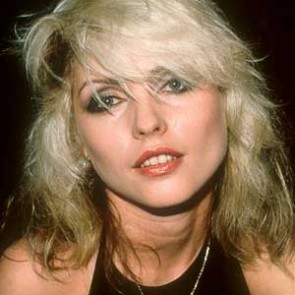 Debbie Harry of Blondie by Barry Schultz
