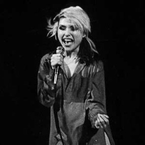 Debbie Harry of Blondie by Ebet Roberts