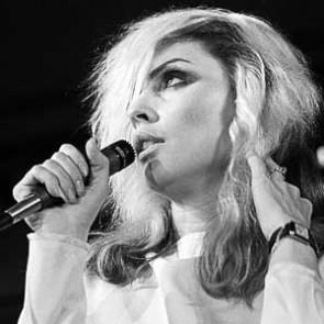 Debbie Harry of Blondie by Ebet Roberts