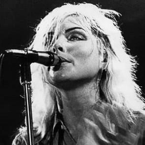 Debbie Harry of Blondie by Gijsbert Hanekroot