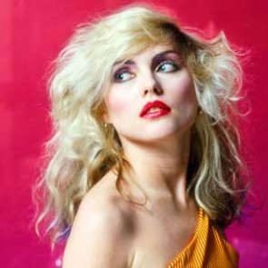 Debbie Harry of Blondie by Mick Rock