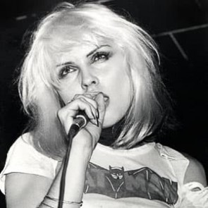 Debbie Harry of Blondie by Mitchell Kearney