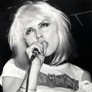 Debbie Harry of Blondie by Mitchell Kearney