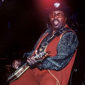 Bo Diddley by Al Rendon