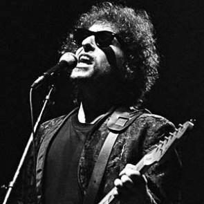Bob Dylan by Ebet Roberts