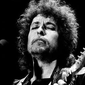 Bob Dylan by Gijsbert Hanekroot