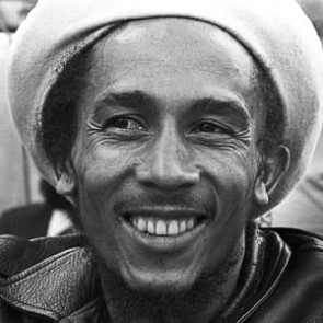 Bob Marley by Gijsbert Hanekroot