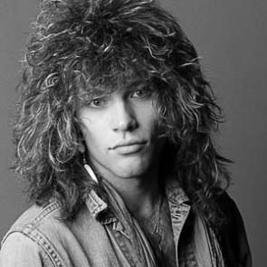 Jon Bon Jovi of Bon Jovi by Neil Zlozower