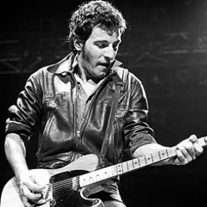 Bruce Springsteen by Barry Schultz