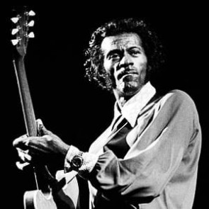 Chuck Berry by Ian Dickson