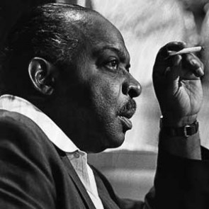 Count Basie by Barrie Wentzell