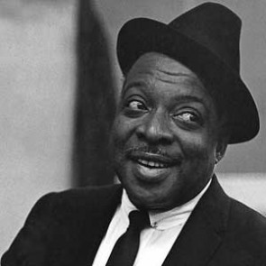 Count Basie by Herb Snitzer