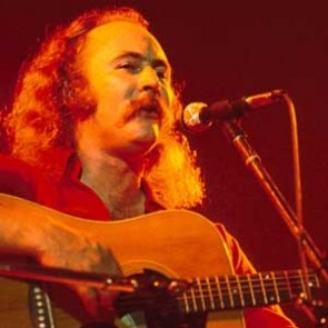 David Crosby by Barry Schultz