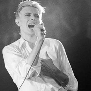 David Bowie by Allan Tannenbaum
