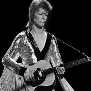 David Bowie by Barrie Wentzell