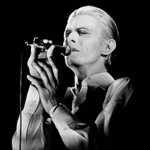 David Bowie by Gijsbert Hanekroot