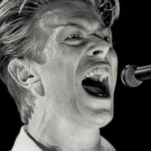 David Bowie by Rick McGinnis