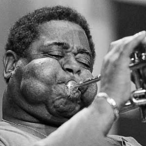Dizzy Gillespie by Andy Freeberg