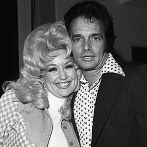 Dolly Parton & Merle Haggard by James Fortune