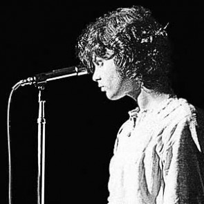 Jim Morrison of the Doors by Peter Sanders