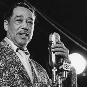 Duke Ellington by Herb Snitzer