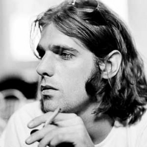 Glenn Frey of the Eagles by Barry Schultz