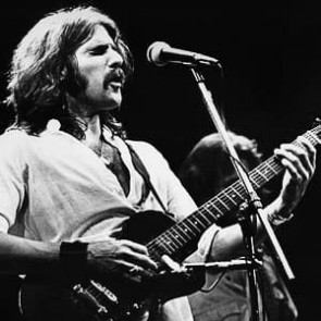 Glenn Frey of the Eagles by Gijsbert Hanekroot