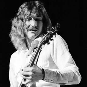 Joe Walsh of the Eagles by Neil Zlozower