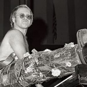 Elton John by Al Rendon