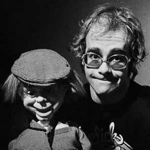 Elton John by Barrie Wentzell