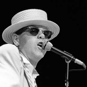 Elton John by Ebet Roberts