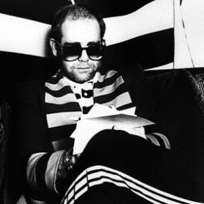 Elton John by Gijsbert Hanekroot